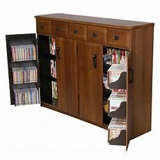 venture horizon media cabinet with drawers walnut
