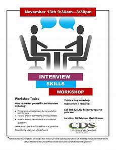 Interview Skills Interview Skills Workshop Career Development Services Inc