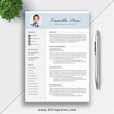 Creative Word Cv Templates Creative Resume Template 2020 Modern Cv Template Word