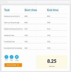 Timesheet Calulator Timesheet Calculator Easy And Free Clicktime