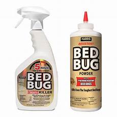 harris 5 minute bed bug killer 32 oz and resistant bed