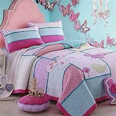 fadfay home cotton bird butterfly comforter set