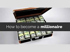 How to become a millionaire ? Compound interest for