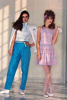 more was more in 80s fashion vintage news daily