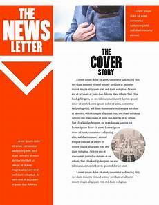 Microsoft Office Newsletter Template 800 9 Free Business Newsletters Templates