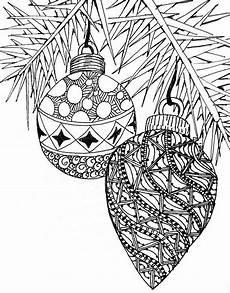ausmalbilder erwachsene weihnachten ausmalen als anti stress weihnachten weihnachtskugeln 1