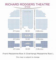 Richard Rodgers Theatre New York Ny Seating Chart Richard Rodgers Theatre Schedule Amp Tickets 187 Nyc Events