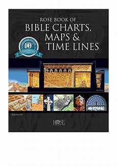 Rose Publishing Charts Rose Publishing Rose Book Of Bible Charts Maps And