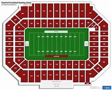 Stanford Stadium Seating Chart Seat Numbers Stanford Stadium Seating Charts Rateyourseats Com