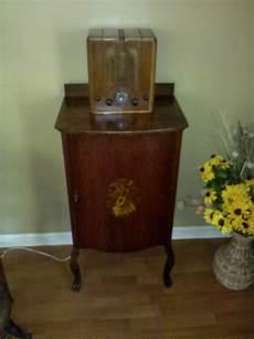 antique sheet cabinet vintage radio collectors