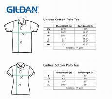 Us Polo T Shirts India Size Chart Gildan Polo Tee Singapore From Usa Orangebox