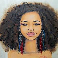 hair art artist keturah ariel