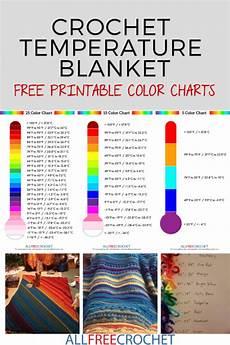 Blanket Chart 3 Crochet Temperature Blanket Charts Free Download