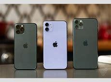 Apple iPhone 11 vs 11 Pro vs 11 Pro Max: Major differences