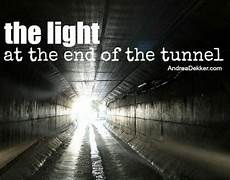 Light At The End Of The Tunnel Book Pdf The Light At The End Of The Tunnel Andrea Dekker