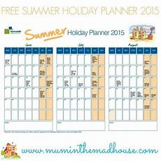 Summer Planner Calendar Free Summer Planner And Share Your Top Family Meal And Win