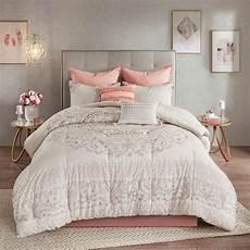 elise blush 8 comforter set by park