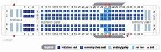Delta Airlines Seating Chart Delta Airlines Md90 Md 90 Seating Map Aircraft Chart