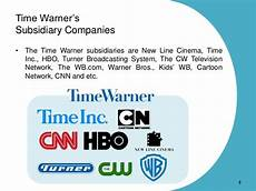 Time Warner Subsidiaries Global Media Group 20102665 Hwang Jeonghwa