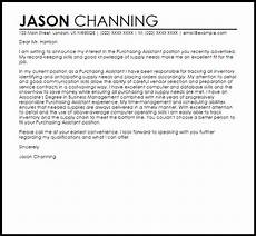 Purchasing Manager Cover Letter Purchase Cover Letter Purchasing Manager Cover Letter