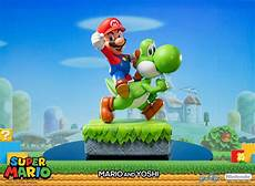 pre orders for mario and yoshi statue go live on 4