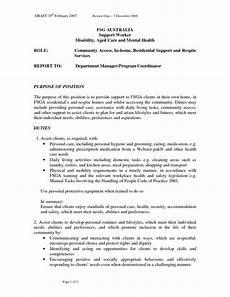 Cover Letter Mental Health Worker Respite Worker Cover Letter Avnitasoni