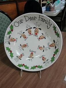 Christmas Pottery Designs 270 Best Pottery Painting Ideas Images On Pinterest