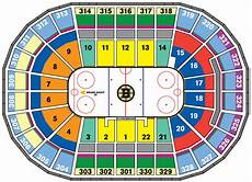 Seating Chart Penguins Game Bruins Season Tickets