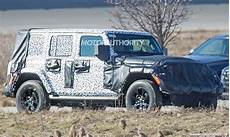 2019 Jeep Jl Diesel by Jeep Wrangler Will Get Diesel Option For 2019