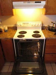 How To Light Electric Stove Whirlpool Electric Stove With Vent Light Above For Sale In