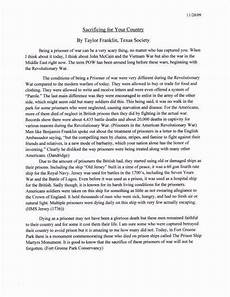 Good College Essay Example Really Good College Essays Scholarship Essay Examples