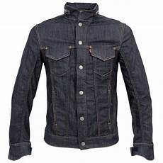 levis jackets and coats levis commuter hooded denim trucker jacket 79900 0003