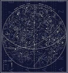 Star Chart Astronomy Android Gorgeous Constellations Map Of The Southern Hemisphere