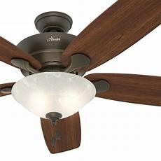 Aireryder Ceiling Fan Light Kit Hunter Fan 60 In New Bronze Ceiling Fan With Swirled