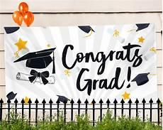 Congratulations Graduate Banner Amazon Com 40 Inch Sliver 2018 Balloons For School