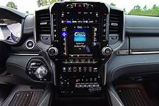 2019 dodge touch screen 2019 ram 1500 v8 crew cab limited 4 215 4 review test drive