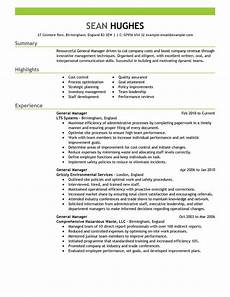 Example Management Resume 11 Amazing Management Resume Examples Livecareer
