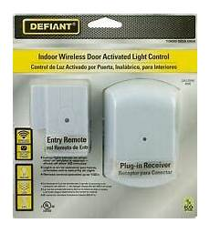 Itimo Wireless Door Light Wireless Door Activated Light Control With Receiver By