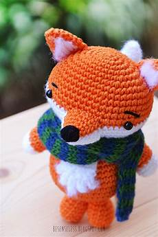 jean the fox amigurumi pattern amigurumipatterns net