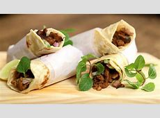 Mutton Kathi Roll   Mutton Wrapped In Roti   The Bombay