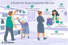 At T Business Customer Care 8 Rules For Good Customer Service