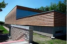 rivestimenti facciate in legno con i polimeri le facciate ventilate cambiano faccia