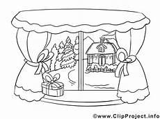 Kostenlose Malvorlagen Winterlandschaft Bild Zum Ausmalen Winterlandschaft Im Fenster