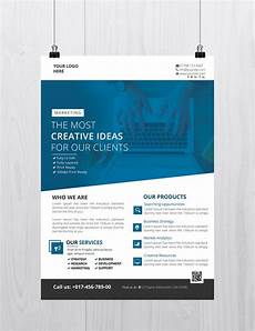 Design Flyers Online For Free 25 Free Business Flyer Templates For Photoshop Mashtrelo
