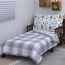 s woodland boy 4 toddler bedding set