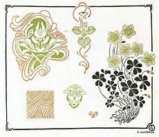 vintage inspiration jugendstil ornamente 31 32