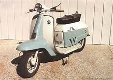 Rex Monaco 1964 Scooter La