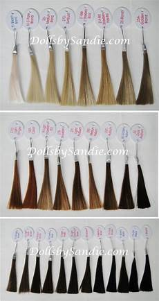 Wigs Color Chart Wig Color Chart