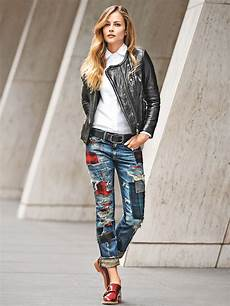 denim ideas new ways to style for fall