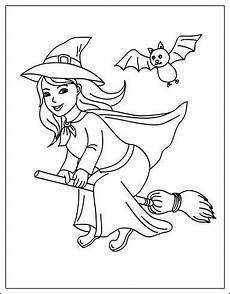 Malvorlagen Hexen Ausmalbilder Zum Ausdrucken Hexen Kostenlose Malvorlagen
